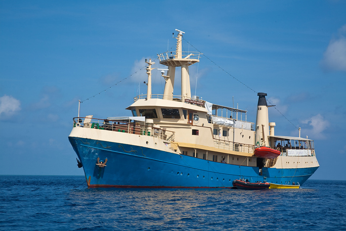 Hans Christian Andersen Philippines Liveaboard